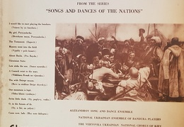 Songs Of The Zaporozhky Cossacks